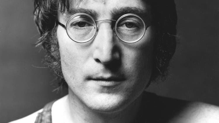 John Lennon: Vor 40 Jahren wurde er erschossen. (Bild: Universal Music)