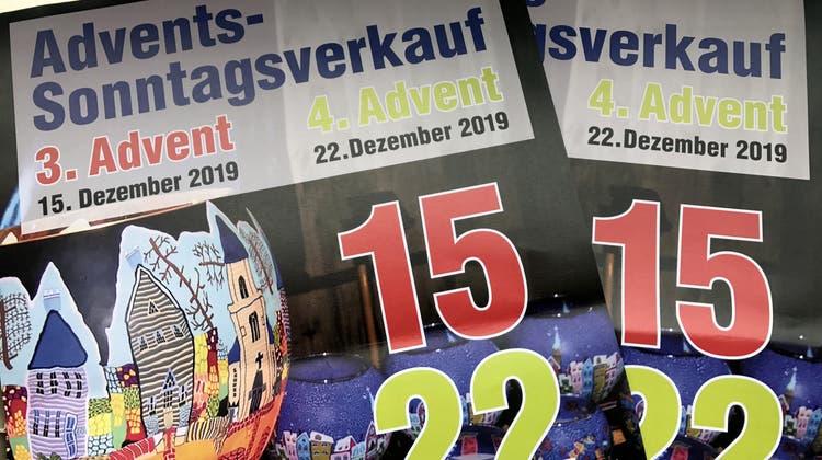 Bilanz der Grenchner Sonntagsverkäufe ist durchzogen und verregnet