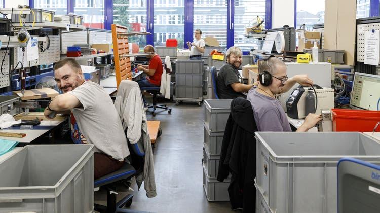 «Verlängerte Werkbank» der Solothurner Industrie: Dieser Betrieb will möglichst normal sein