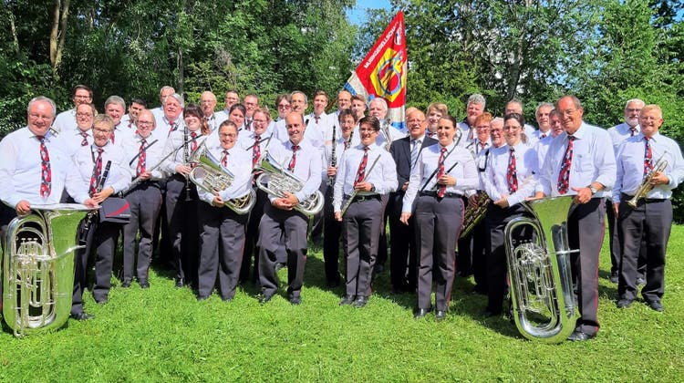 MG Derendingen erfolgreich am Bernischen Kantonal-Musikfest in Thun