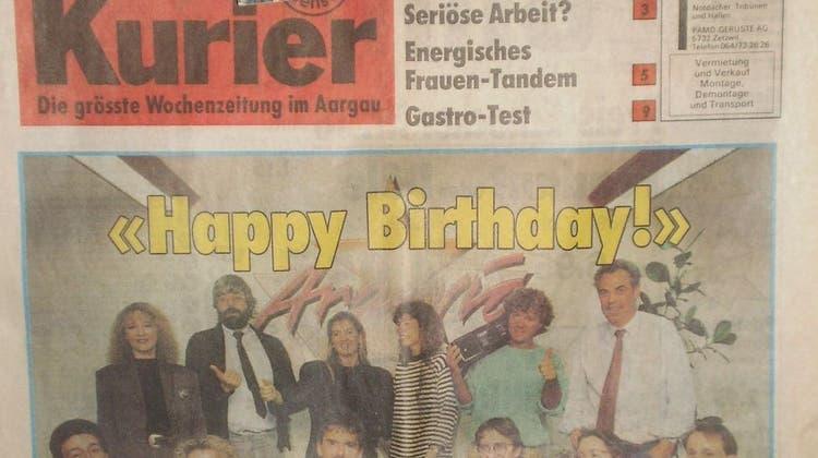 Radio Argovia wird 30 – der Sender feiert trotz Krise und überrascht die Aargauer mit einem besonderen Geschenk