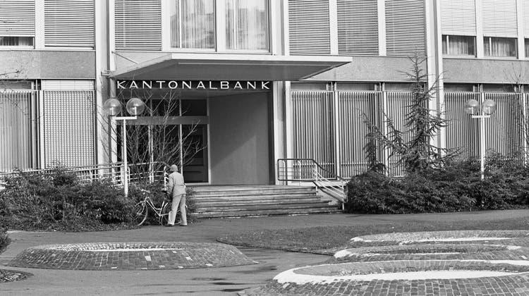 25 Jahre nach dem Crash: Das «Lehrstück» Kantonalbank hallt bis heute nach