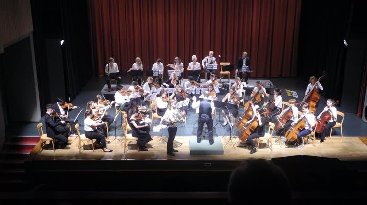 Junge Musiker konzertierten in Solothurn und Grenchen