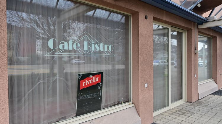 Ein Café im Stillstand: Es hapert bei Pächtersuche für das Bistro