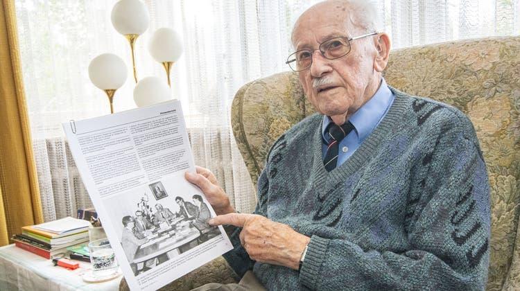 Kritik eines 96-Jährigen: «‹Fotzelgesellen› haben die Rohner AG heruntergewirtschaftet»