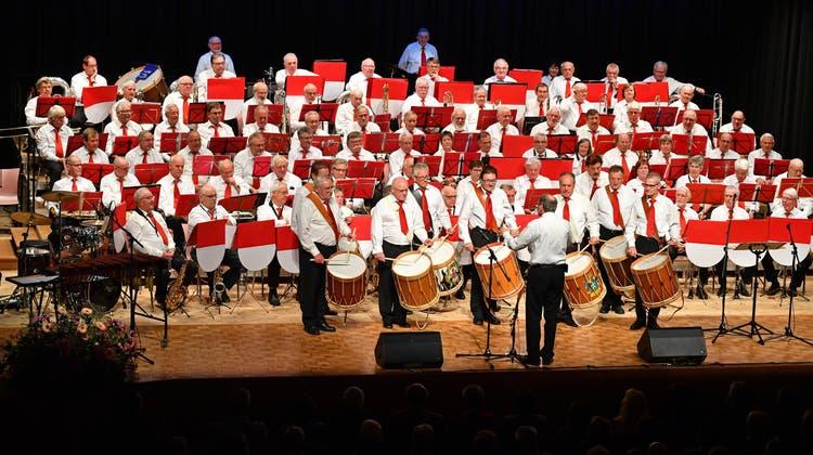 Veteranen begeisterten das Publikum mit einer Hommage an Solothurner Komponisten