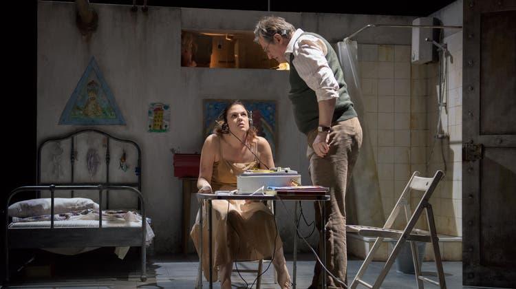 Horror-Verlies als intensiver Opernthriller: Aufführungen in Solothurn starten Ende Februar