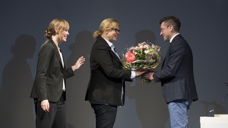 Autorin Karen Duve gewinnt den Solothurner Literaturpreis
