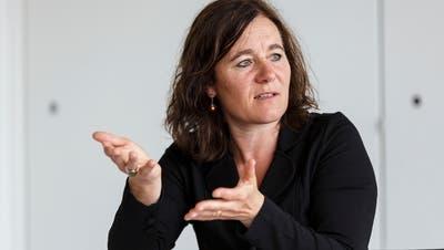 Solothurner Nationalrätin Franziska Roth will an die Spitze der SP-Frauen Schweiz