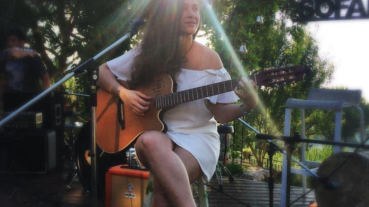 Arabisch für Anfänger: Die Soulsängerin Frida verwandelt kleine Geschichten in grosse Songs