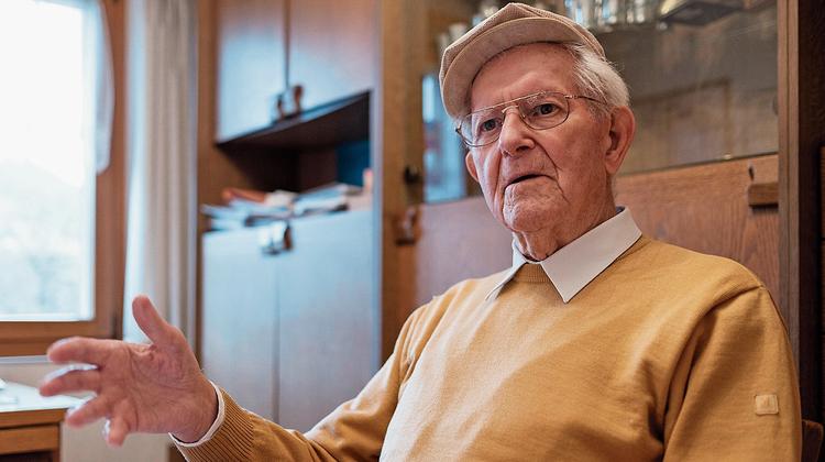 Abschied von einem grossen Schaffer: Isidor Bürgi machte sich um Region, Kanton und Gesellschaft verdient