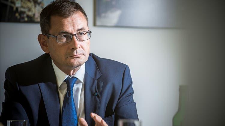 Roth-Nachfolge: Gesundheitsspezialist Daniel Heller (FDP) steht nicht zur Verfügung