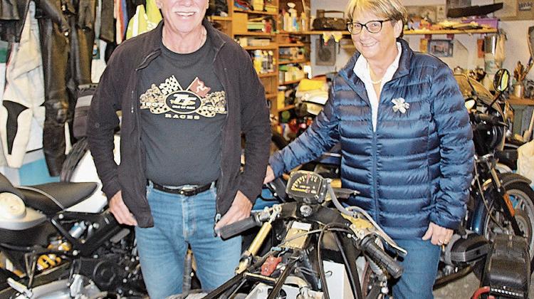 Klein, aber erfolgreich: Der Moto Racing Club feiert sein 40-jähriges Bestehen