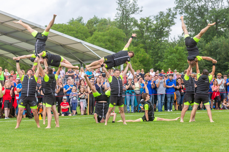 Gymnastik ETF Aarau Hägglingen