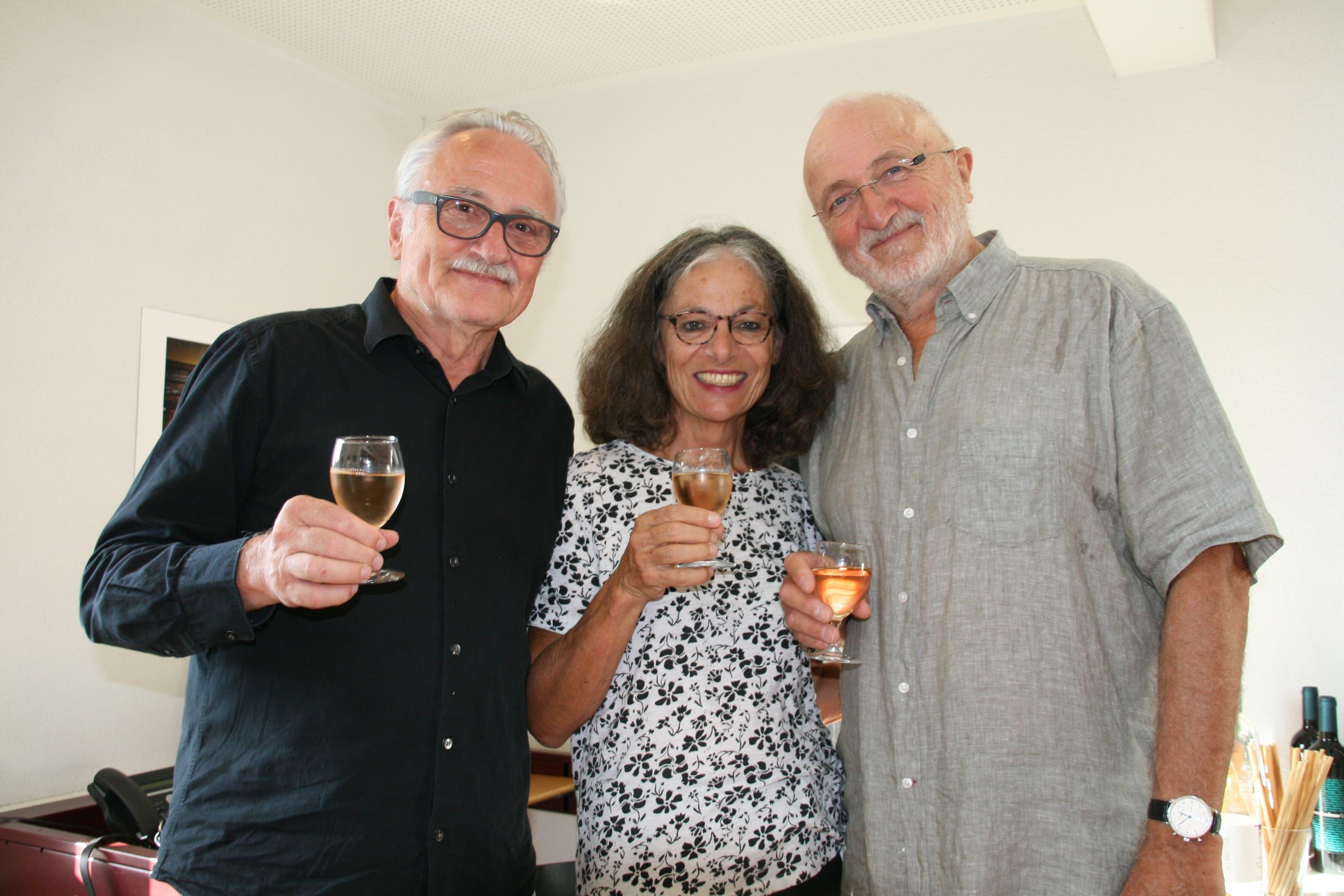 Die Fotoausstellung im Gemeindehaus in Ennetbaden weckt Erinnerungen und Vorfreude