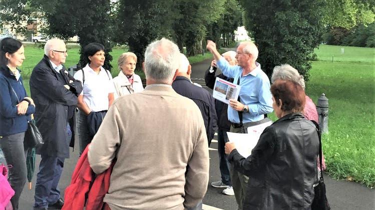 Viertes überparteiliches POLITforum der Ortspartei CVP Feldbrunnen-St. Niklaus