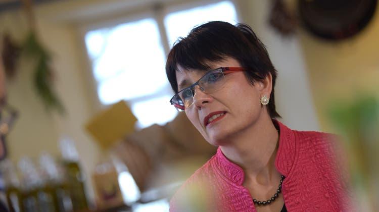 Freiwillige Therapie für Homosexuelle: Elisabeth Augstburger gerät in Shitstorm