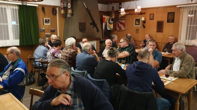 Jahresrückblick 2019 vom Schützenverein Oberbuchsiten