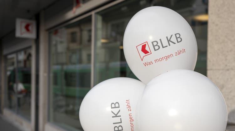 Die BLKB verliert den Logo-Streit: Der Spickel kommt