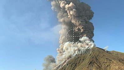 Ein Toter und ein Verletzter bei Vulkanausbruch auf der Insel Stromboli: «Ich dachte an Pompeji»