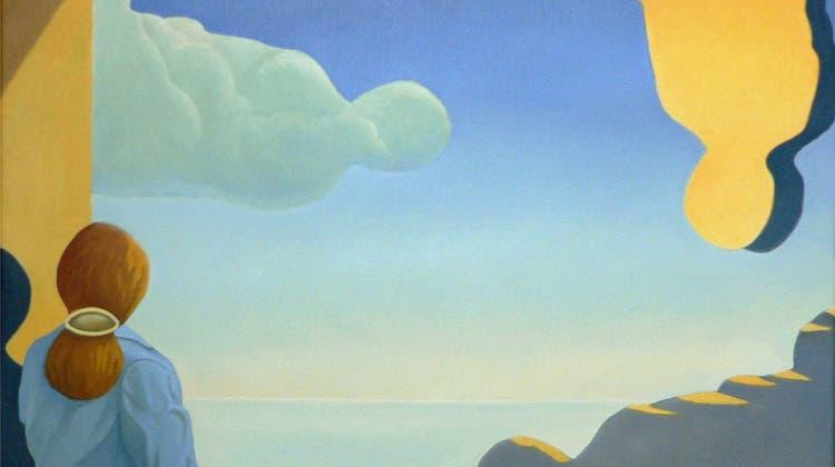 Surreale Verfremdung: Kunst von Reinacher Maler in der Bretagne
