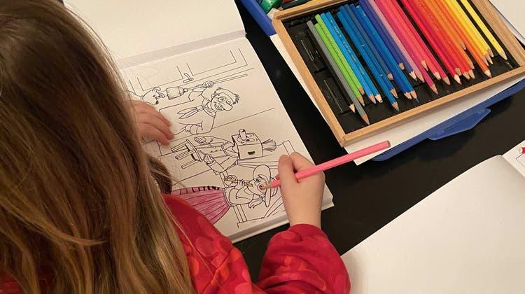 Eine Momentaufnahme der Basler Ladäärne-Kunst: Warum «Moolemoll» nicht nur für die Kleinen ist
