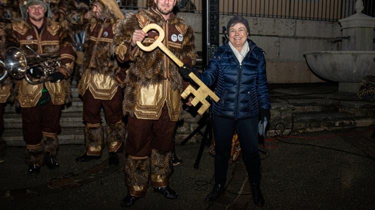 «Das Johr heimer vous Programm»: Bettlacher feiern den Fasnachtsstart