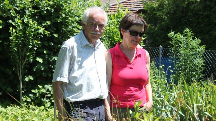 Ausharren für mehrere Stunden: Für das perfekte Insekten-Foto investiert dieses Ehepaar viel Zeit