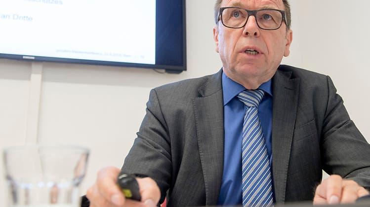Datenschutzbeauftragter tritt nach 25 Jahren zurück – deshalb sieht er Probleme beim Homeoffice