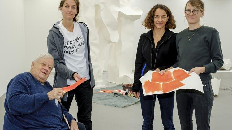 Trinationale Kunstausstellung: Das Lauffeuer vom Dreiländereck