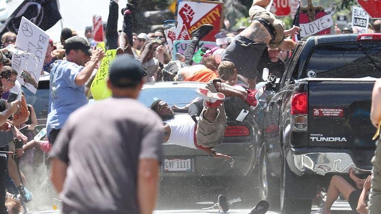 Täter von Charlottesville wegen Hassverbrechen verurteilt