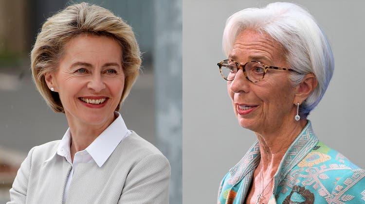 Diese zwei Frauen sollen auf die wichtigsten EU-Posten: Was bedeuten sie für die Schweiz?