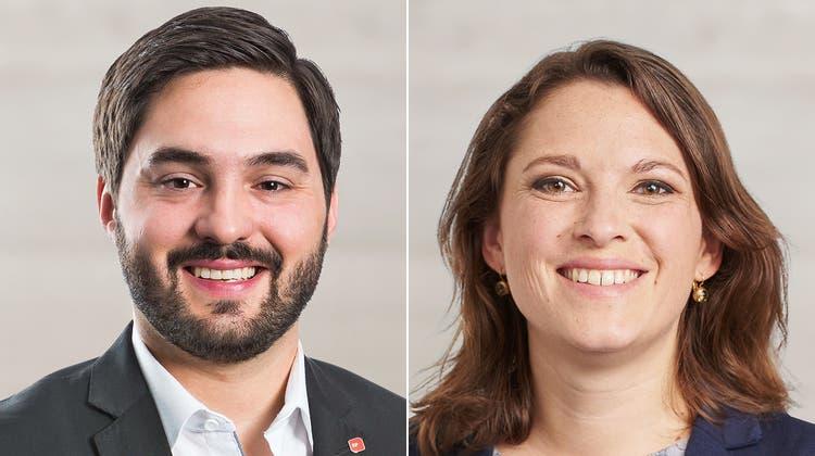 Cédric Wermuth und Mattea Meyer kandidieren gemeinsam für das Präsidium der SP