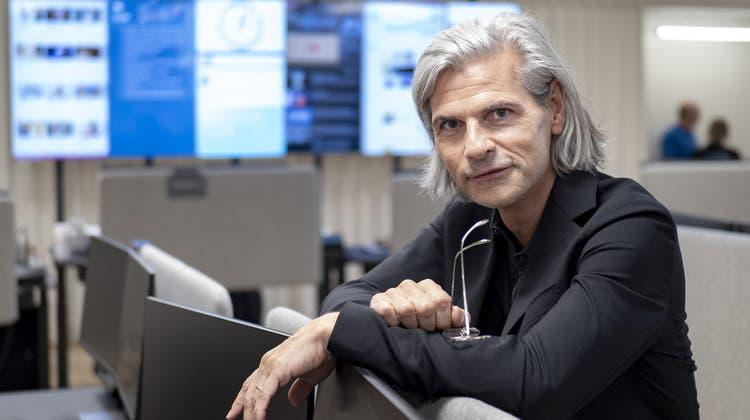 SRF-Kulturchef Stefan Charles: «Ich kann die Zeit nicht zurückdrehen»