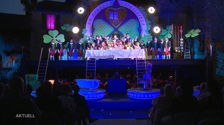 Immer weniger Zuschauer, immer weniger Geld: Die Oper Schloss Hallwyl ist am Ende