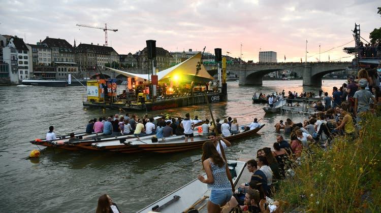 Ein Sommer voller Events? Trotz Corona-Krise wollen «Im Fluss» und Co. nicht aufgeben