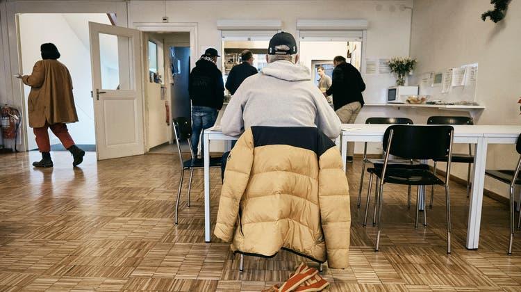 Im Tageshaus für Obdachlose: Wärmende Basler Rückzugsoase für Bedürftige