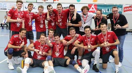 Zehn NLA-Saisons, vier Medaillen und ein Cupfinal: Die Meilensteine von Volley Schönenwerd