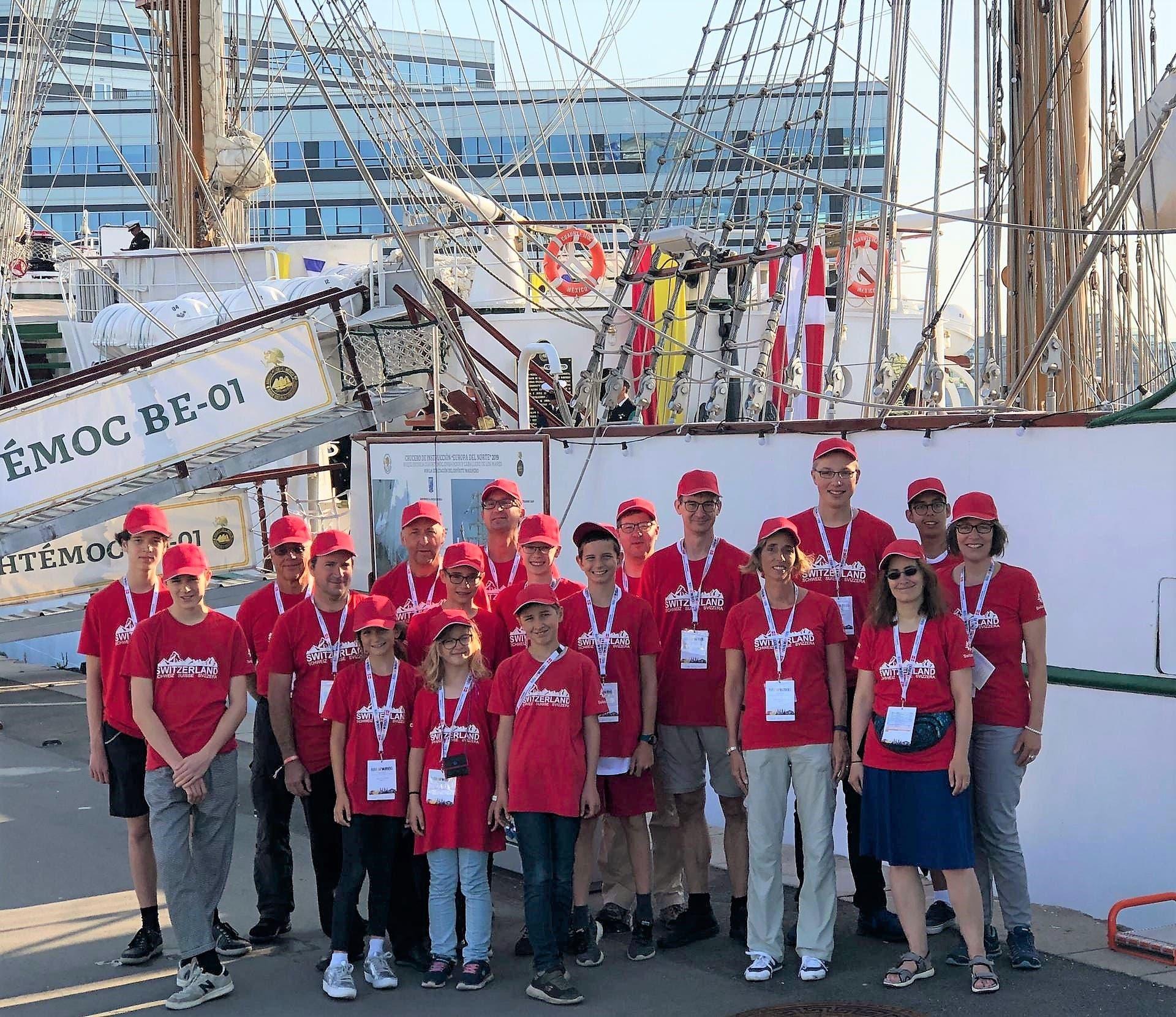 Bronze für das Team Robofactory an Robotik-Olympiade in Dänemark
