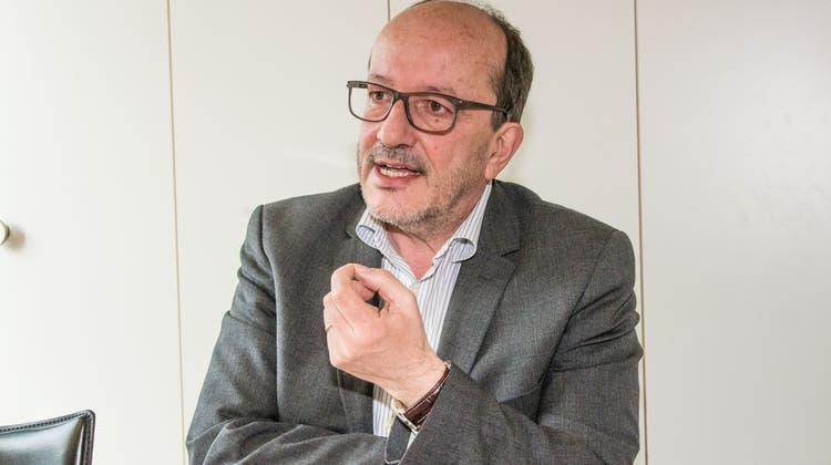 Martin Stingelin: «Das reicht heute nicht mehr»