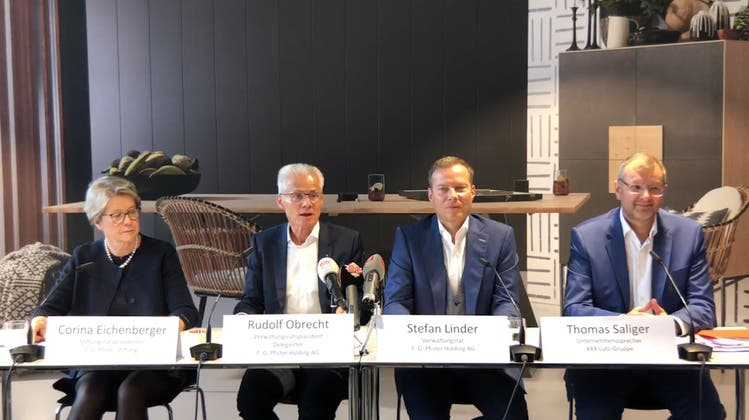 Möbel Pfister zum Verkauf: 20 Millionen Franken für die Mitarbeiter ++ noch mehr Jobs geplant