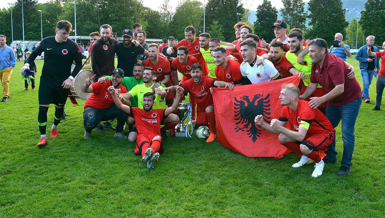 «Geiler als der erste Cupsieg»: Der FC Iliria gewinnt den Solothurner Cup