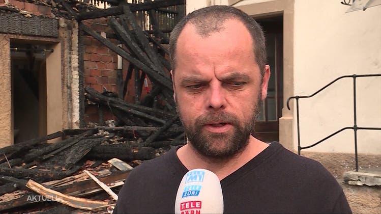Familie hat bei Brand alles verloren – und erfährt nun grosse Solidarität