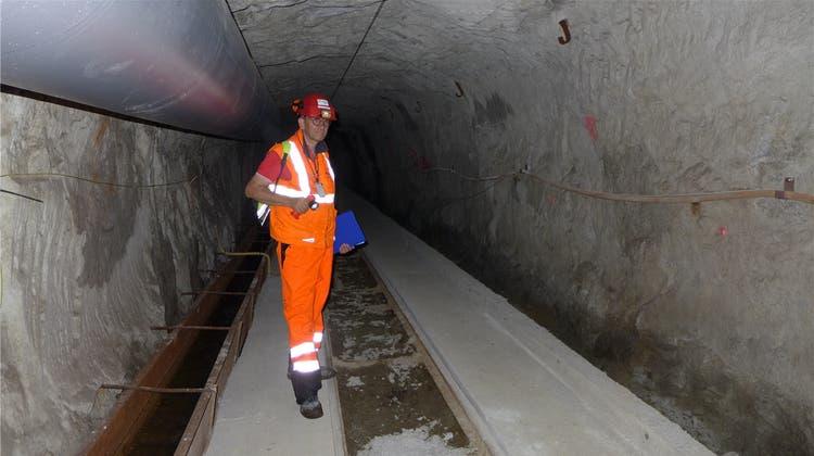 Dieser gebürtige Oltner gilt als Mister Furka Basistunnel