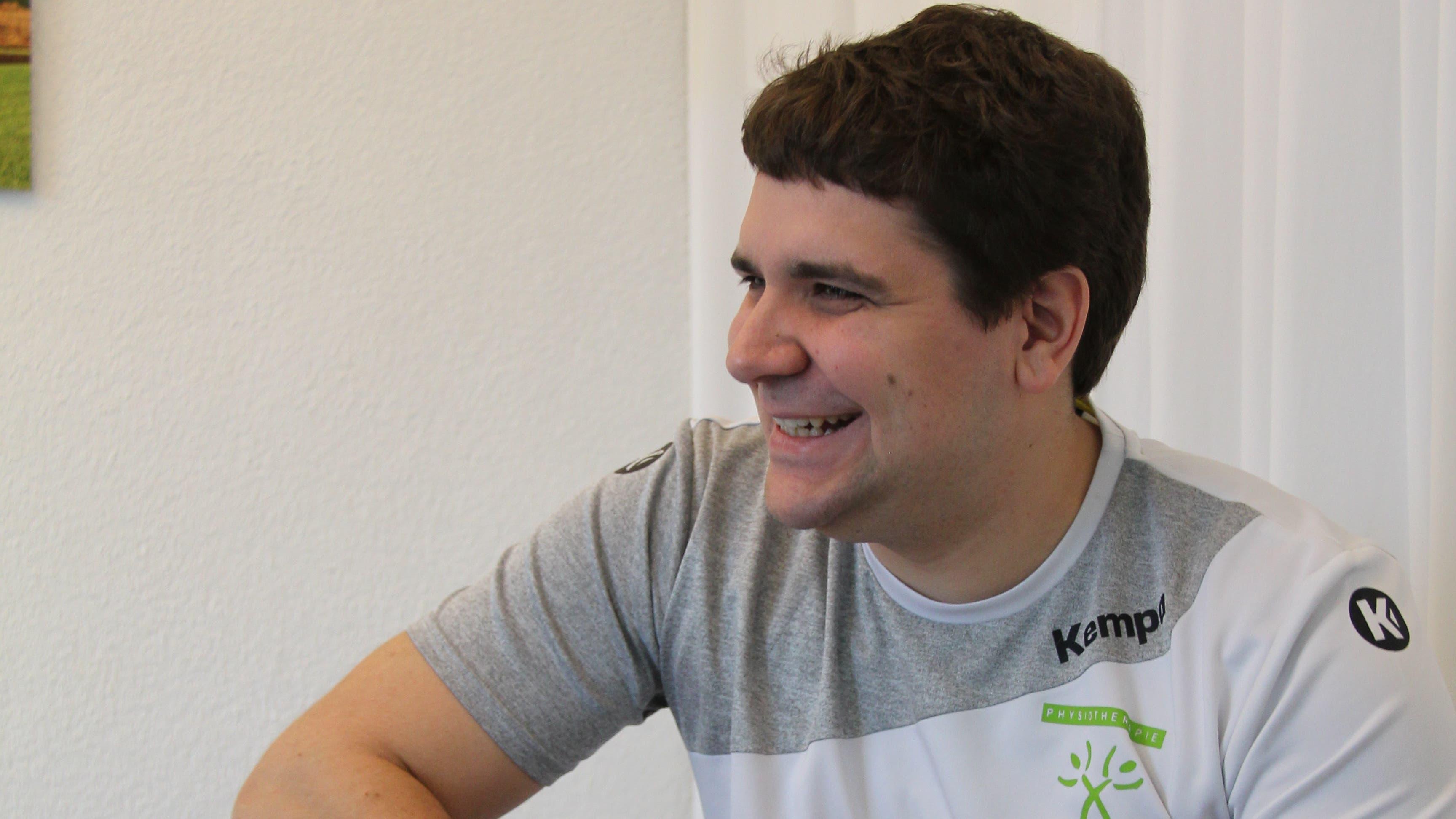 HSC-Physiotherapeut Marino Schmid