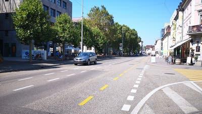 «An Hitzetagen merken wir, wie wichtig Bäume sind»: Allee auf beiden Seiten der Bahnhofstrasse?