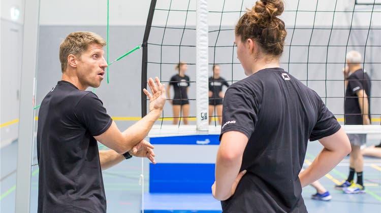 Die Volleyballvereine der Frauen-NLB: Wichtige Veränderungen, eine Achterbahnfahrt und ein starker Kern