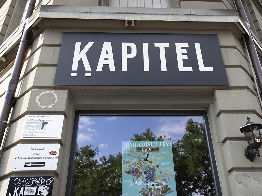 Auch knapp 100 Besucher des Clubs Kapitel Bollwerk in Bern mussten in Quarantäne. Der Club bleibt aber offen.