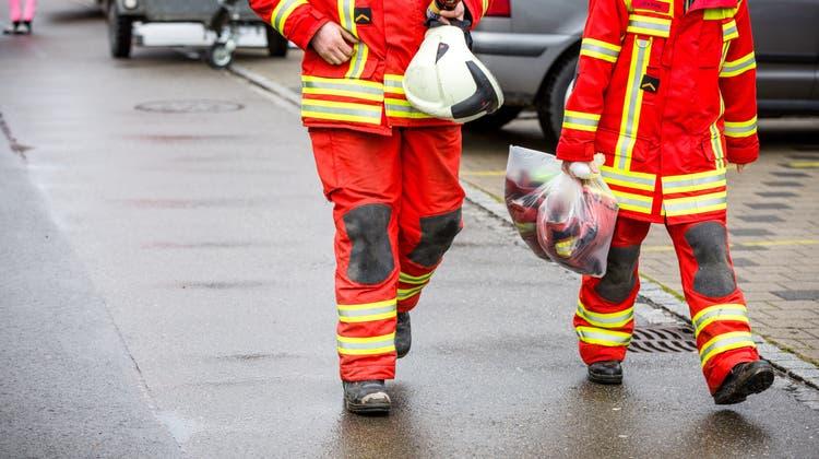 Aargau beschafft Brandschutzbekleidungen für Feuerwehren zentral