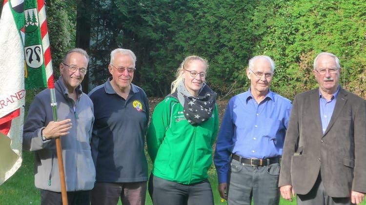 Solothurner Sportschützen Veteranen Jahresschiessen und Versammlung
